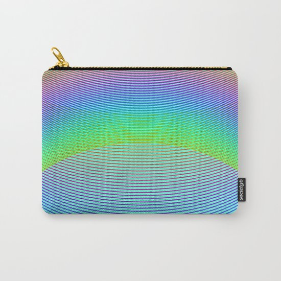 Endless Rainbow Carry-All Pouch