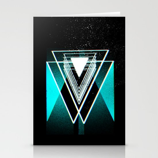 the tower pt3 Stationery Cards