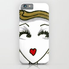 Art Deco Face No. 1 Slim Case iPhone 6s