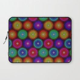 Colour Circles Laptop Sleeve