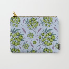 Green cranberry Carry-All Pouch