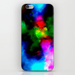 Colorama iPhone Skin