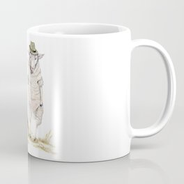 Sheepherd Sheep Coffee Mug