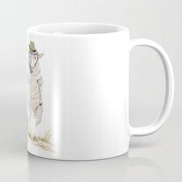 Sheepherd Sheep Coffee Mug