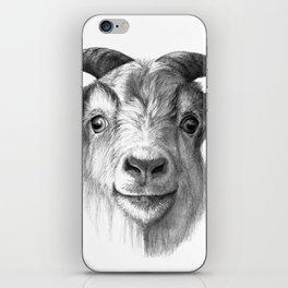 Curious Goat G124 iPhone Skin
