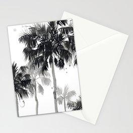 Paradis Noir III Stationery Cards