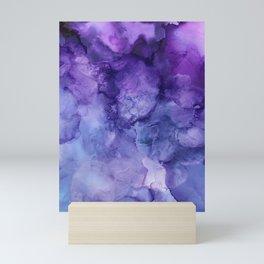 Purpur I Mini Art Print