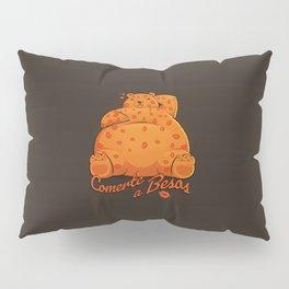 Quiero Comerte a Besos Pillow Sham