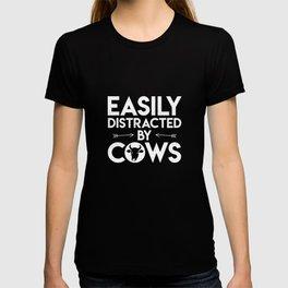 cow cow moo cows milk cow cattle calf Cow T-shirt