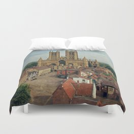 Lincoln Cathedral Duvet Cover