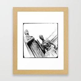 Ukrainian Intellectuals  [ver.2] Framed Art Print