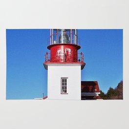 Lighthouse Cap-Chat Quebec Rug