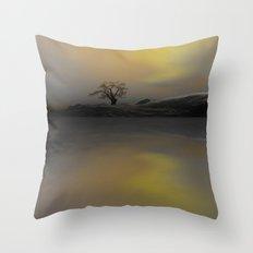 Fantasy Visions Throw Pillow
