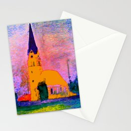 Kleine Kapelle Stationery Cards