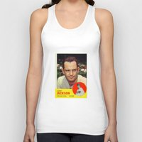larry Tank Tops featuring Larry Jackson by Meg Rust. Mly Designs