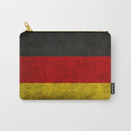 Flag of Germany - Vintage version Carry-All Pouch