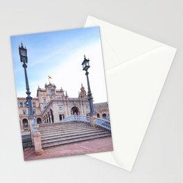 Plaza de España, Sevilla, Spain 5 Stationery Cards