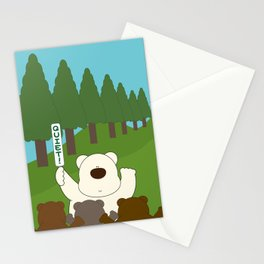 WE♥GOLF Stationery Cards