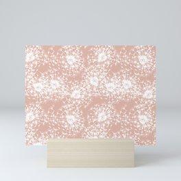 Paardenbloem (dandelion) Mini Art Print