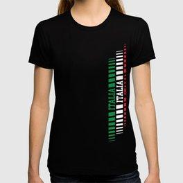 Italia Vertical Racing T-shirt
