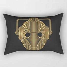 Doctor Who Cyberman Rectangular Pillow