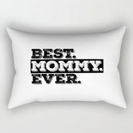 Best Mommy Ever Rectangular Pillow