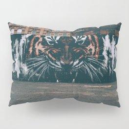 Panthera Tigris. Pillow Sham