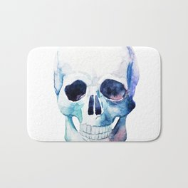 Skull 07 Bath Mat