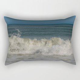 Cape Canaveral 0737, Florida Seascape Rectangular Pillow