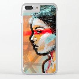 Nova Clear iPhone Case