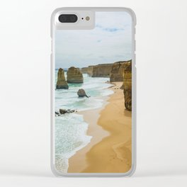 Twelve Apostles - Victoria, Australia Clear iPhone Case