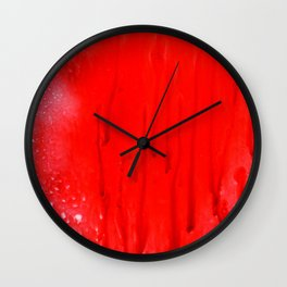 Blood-Stained Window Wall Clock