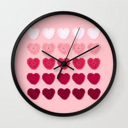 Essencial love Wall Clock