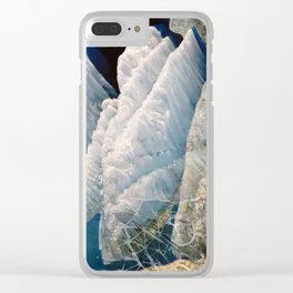 Ice Shell Clear iPhone Case
