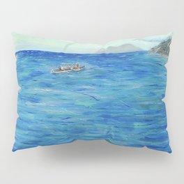 Old Hawaii 3 of 3 Pillow Sham