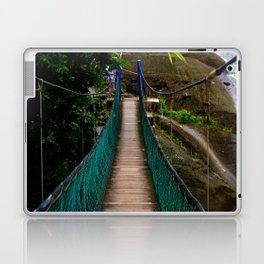 Swinging Bridge -Guam Laptop & iPad Skin