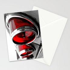Impala taillights Stationery Cards