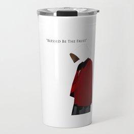 Blessed Be The Fruit Travel Mug