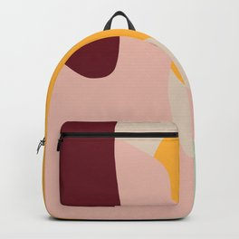 Ziz Abstract Painting Backpack