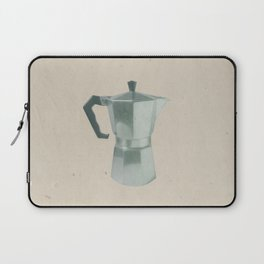 Coffee Blues Laptop Sleeve
