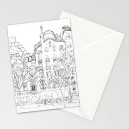 Bcn 8 Stationery Cards