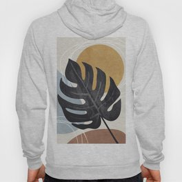 Abstract Tropical Art I Hoody