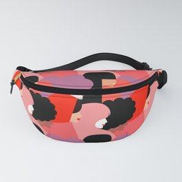 Together Girl Power - Pattern #girlpower Fanny Pack
