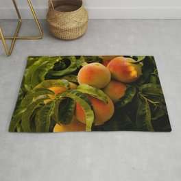 Peaches for me Rug