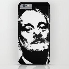 Bill F@#king Murray iPhone Case