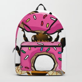 Donut Bee (AKA Don't Be) Backpack