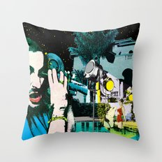Wishfully proposed Throw Pillow