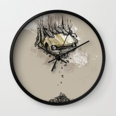 It's here daddy! Wall Clock
