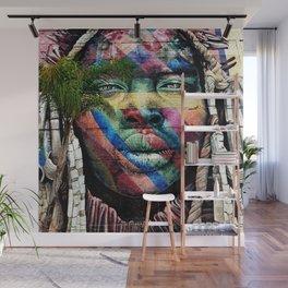 Graffiti Tribe Art Wall Mural