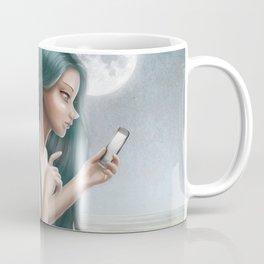 Hello? (Disconnected) Coffee Mug
